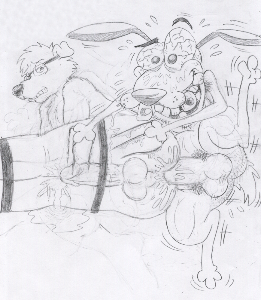 cowardly dog rabbit the courage Call of duty porn pics