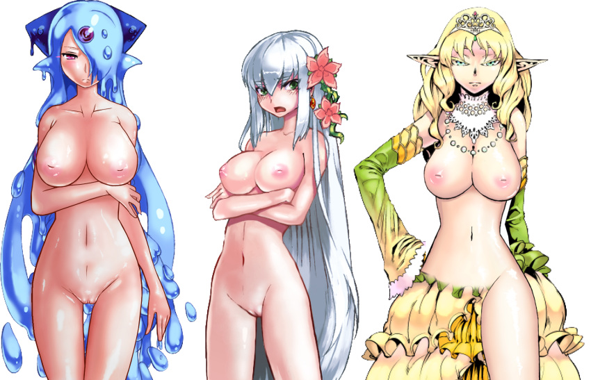 alice quest monster girl vore Assassin's creed unity elise nude