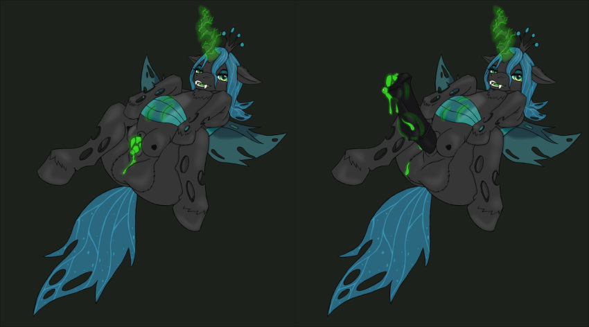 queen pony my chrysalis little Vicky porn fairly odd parents