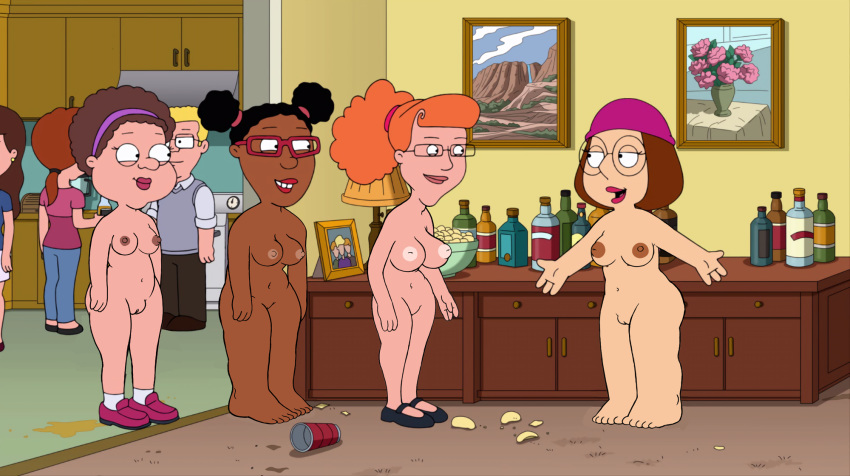 family from louis guy naked Wreck-it ralph