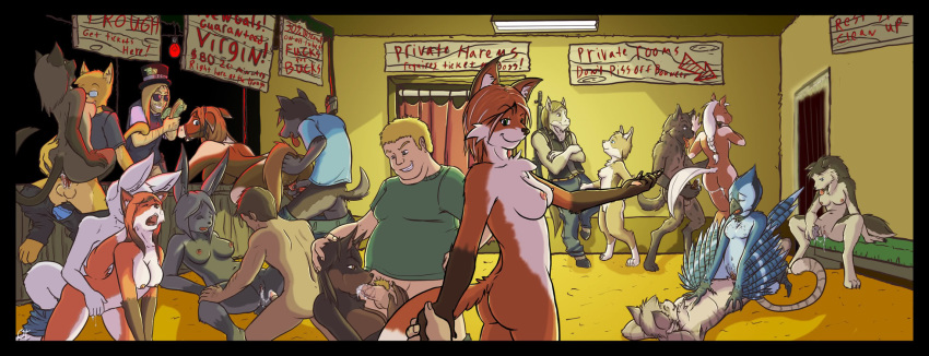 human x female male furry Pictures of five nights at freddy's mangle