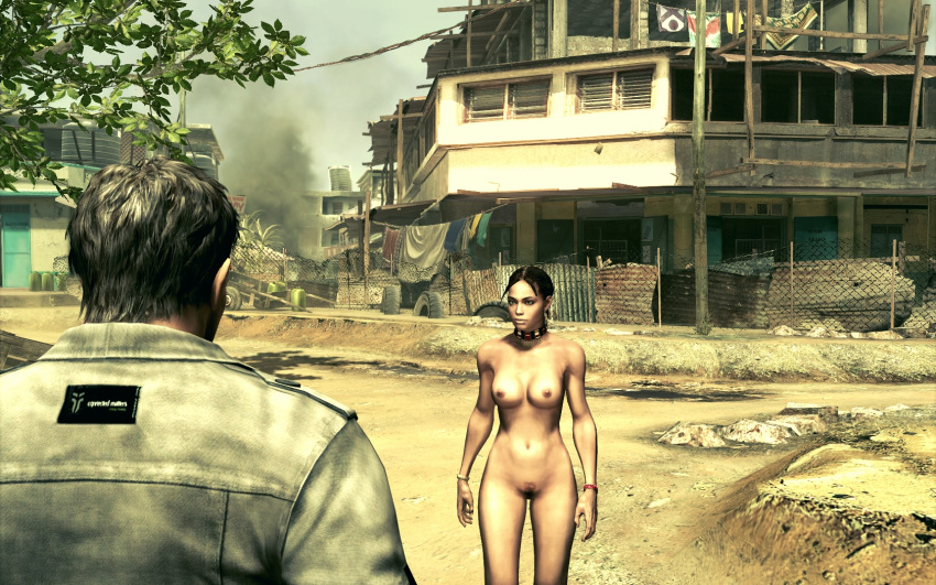 mod remaster resident evil nude hd Trials in tainted space impregnation