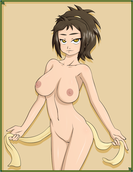 avatar airbender smellerbee last the Girls of the wild's hentai